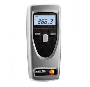 Testo 465 Бесконтактный тахометр от 1 до 100000 об/мин.
