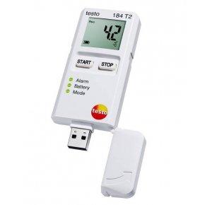 Testo 184 T2 Логгер данных температуры