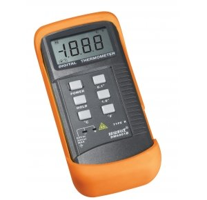 DM6801B Профессиональный термометр с датчиком K-типа