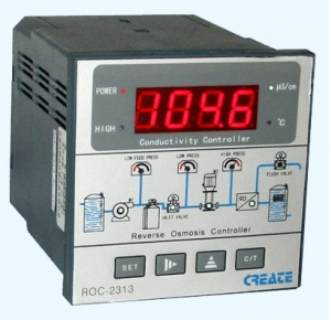 Контроллер кондуктометр Create ROC-2315 (CCT-7320) для систем обратного осмоса