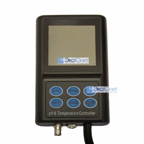 pH метр PH-221 монитор-контроллер pH и температуры