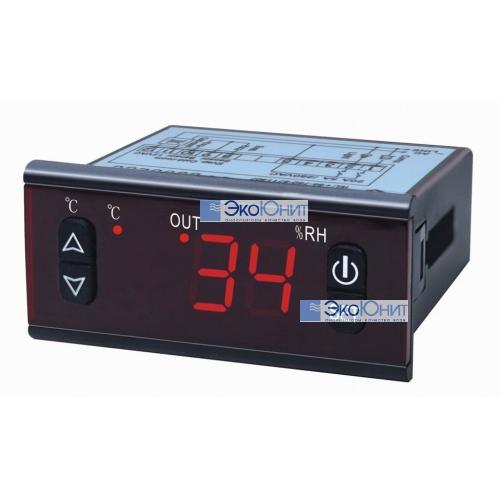 Контроллер температуры и влажности воздуха SF-469 с внешними датчиками