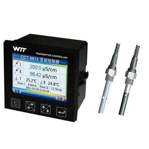 CCT-8302А Контроллер солесодержания/электропроводности/сопротивления