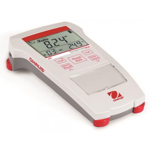 Ohaus ST300-B Портативный pH/ОВП метр с выбором электрода (ГосРеестр)