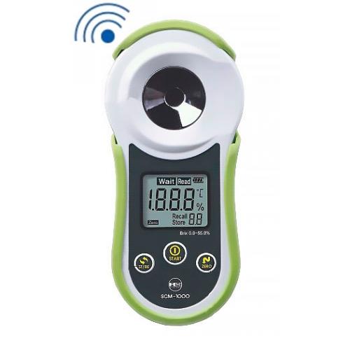 HM Digital SCM1000BT (BTR1000) Цифровой рефрактометр с функцией Bluetooth