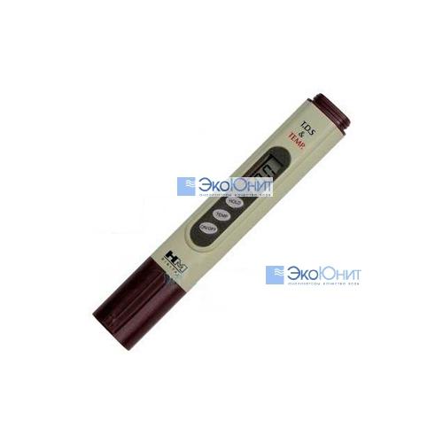 Солемер HM Digital TDS Meter 4TM - анализатор качества воды со встроенным термометром