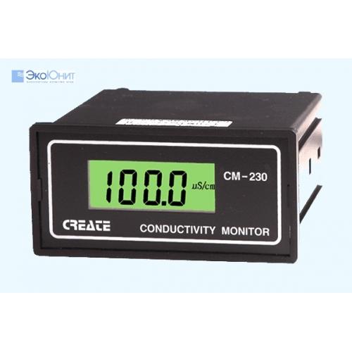 Кондуктометр монитор CM-230