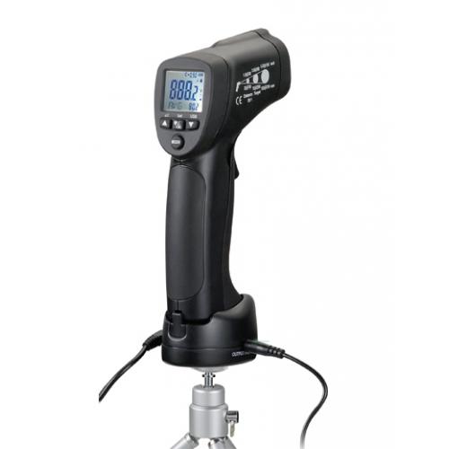 DT-8855 пирометр - 50°C до +1050°C, 30:1, погрешность ±1,5%, разр. 0,1°C, USB, термопара типа К