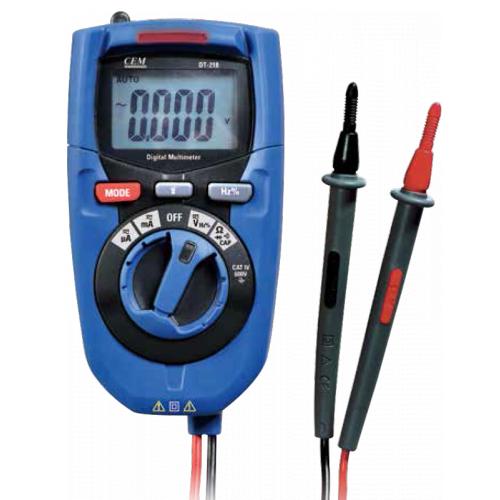 DT-218 Мультиметр цифровой