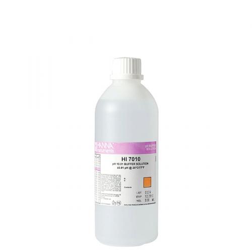HI7010L Калибровочный раствор рН=10,01 (500мл)