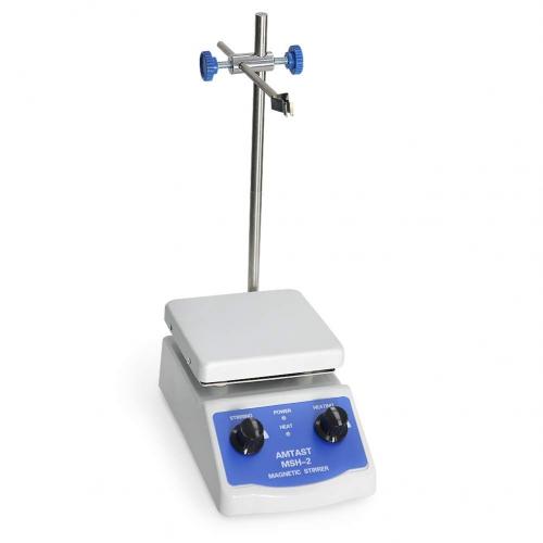 MSH-3 Магнитная мешалка 170х170мм с подогревом и держателем для электродов