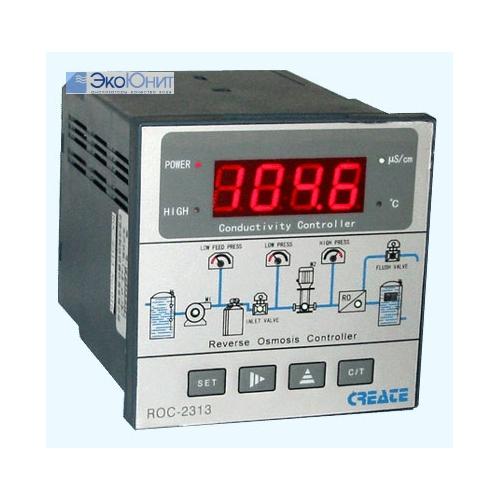 Контроллер кондуктометр Create ROC-2315 (CCT-7320) для систем обратного осмоса