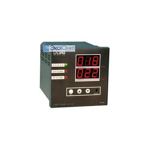 Солемер PS-202 двухдисплейный монитор контроллер качества воды