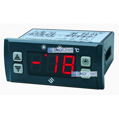 Контроллер температуры SF-102B с внешним датчиком