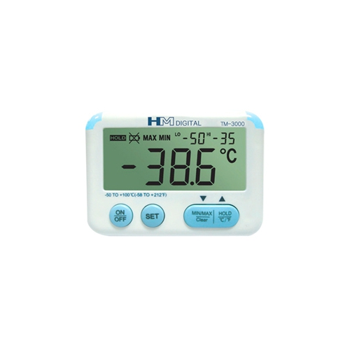 HM Digital TM3000 Цифровой термометр - контроллер со звуковой сигнализацией