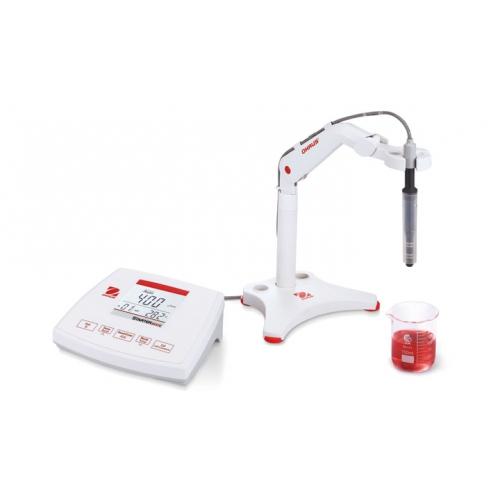 Ohaus ST3100-F Лабораторный pH/ОВП метр с электродом и держателем (ГосРеестр)
