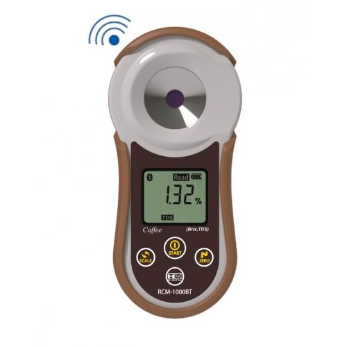 HM Digital RCM-1000BT Цифровой рефрактометр для кофе