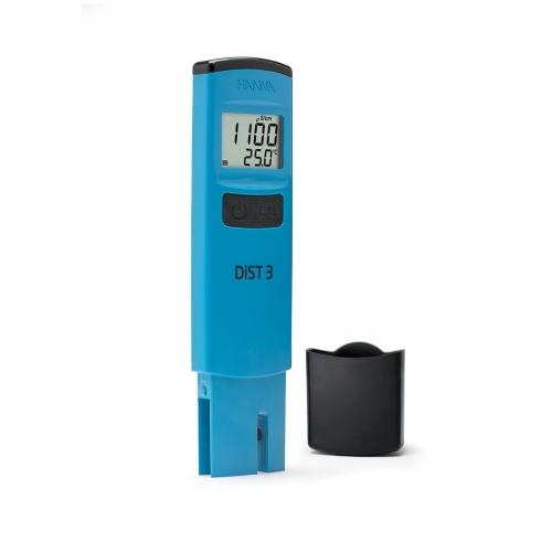 HI98303 DiST 3 карманный кондуктометр