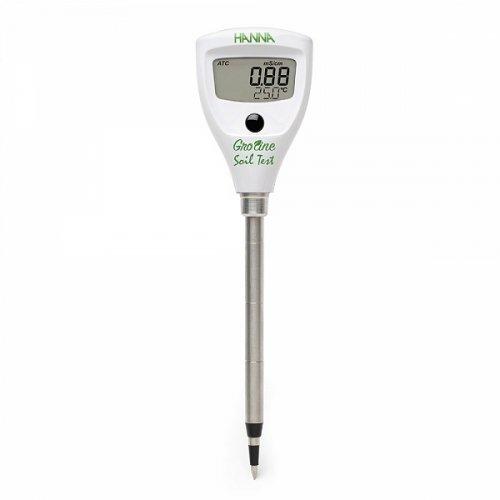 HI98331 кондуктометр для почвы