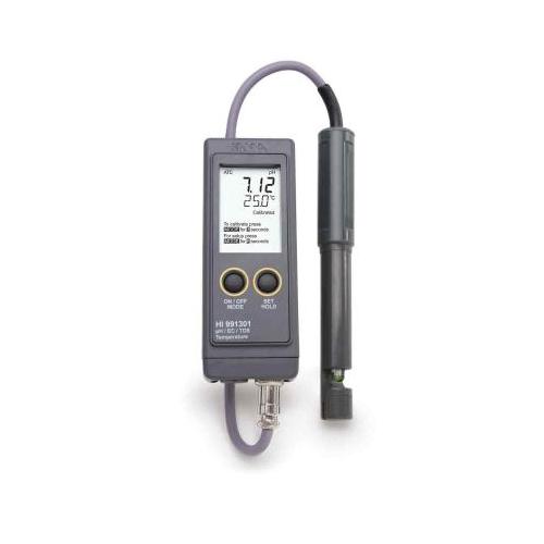 HI991301 портативный влагозащищенный рН/ЕС/TDS-метр