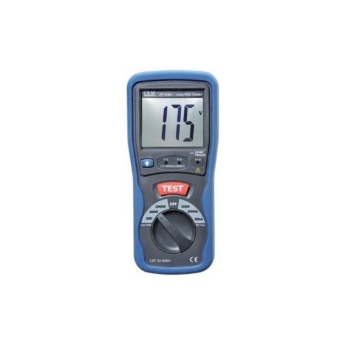 DT-5301 измеритель R петли фаза-нуль и тока короткого замыкания