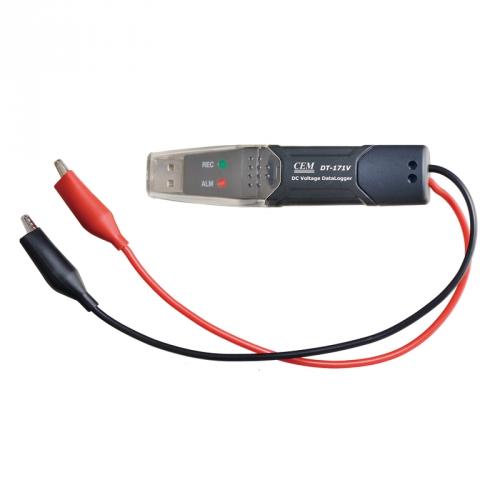 DT-171A Регистратор текущих значенией постоянного тока