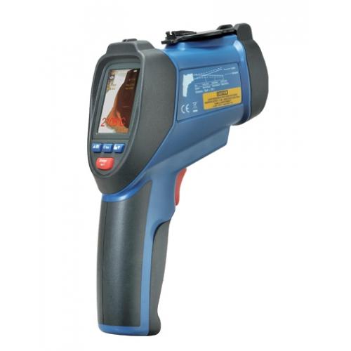 DT-9860 Профессиональный пирометр со встроенной камерой - 50°C до +1000°C, разр. 50:1
