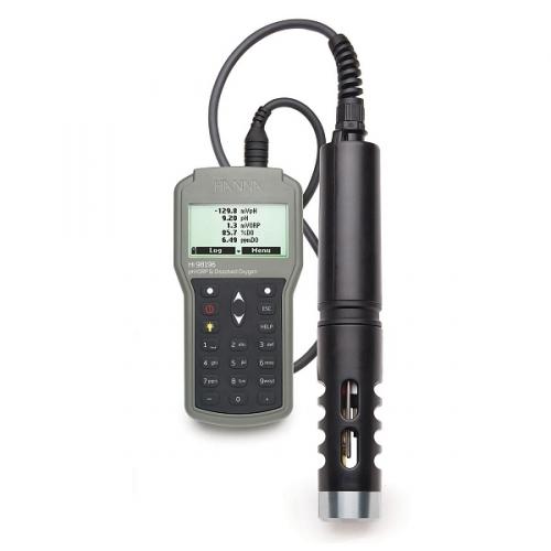 HI98196 портативный мультипараметровый измеритель рН/ОВП/кислорода