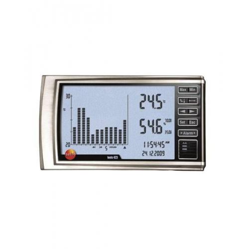 Testo 623 Термогигрометр с исторической функцией