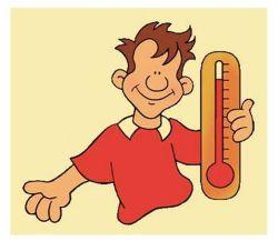 Как измеряется температура воздуха